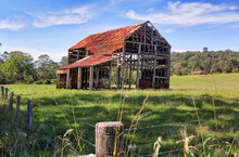 Ramshackle Rustic Glory- The Old Barn South Durras Benandarah