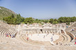 Ephesus. View from the top of the Big Theatre