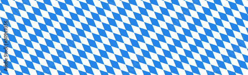 Canvas Print Banner Oktoberfest Bayern