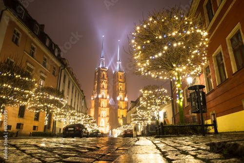 mata magnetyczna Podświetlany Katedra Świętego Jana