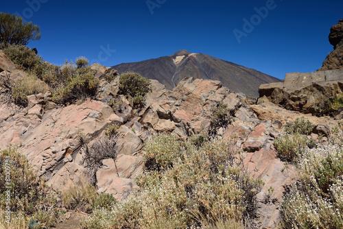 Papiers peints Cappuccino volcan