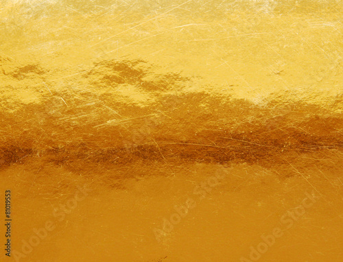 gold Wallpaper Mural