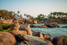 India Goa Beach Nature Sea