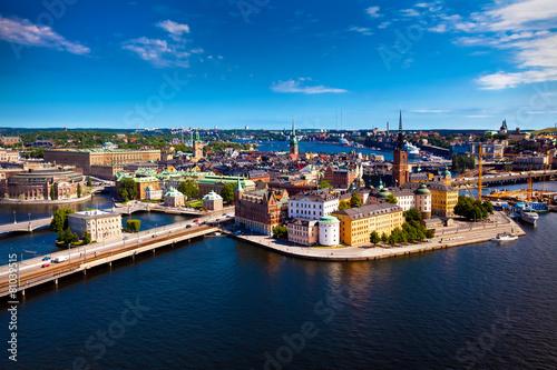 Fotografie, Obraz  Stockholm, Sweden