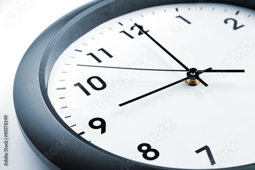 Fotografia  Nine o'clock