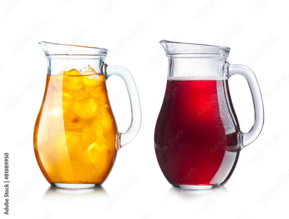 Fototapety, obrazy: Two pitchers