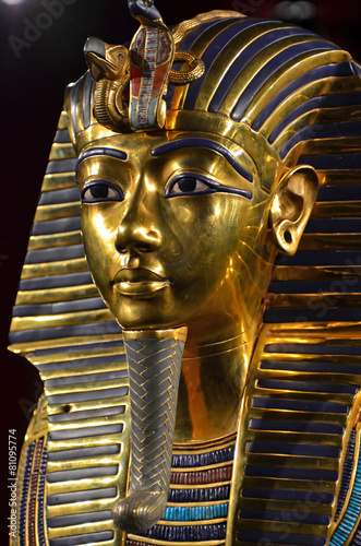 Photo  Tutankhamun