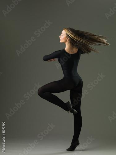 Fotografija beautiful pirouette