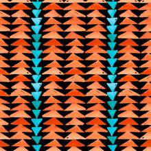 Navajo Aztec Textile Inspirati...
