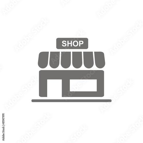 Fotografía  Icono tienda FB