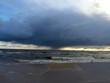 gewitter sturm an der Ostsee / Usedom