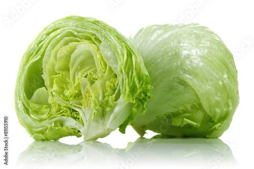 Fotografía iceberg lettuce