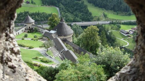 zamek Hohenwerfen - 81183590