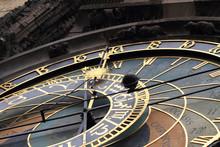Prague Clock Detail