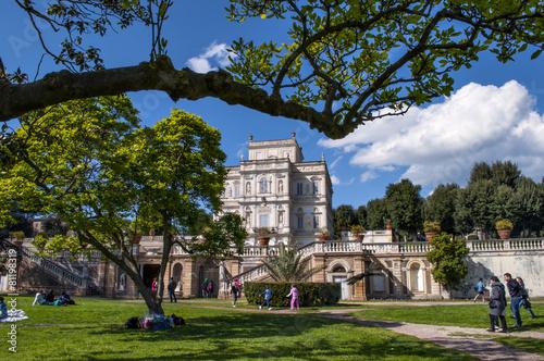 Fotografie, Obraz  Villa Pamphili