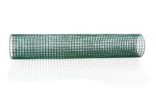 A Roll Of Metal Net Coated Wit...