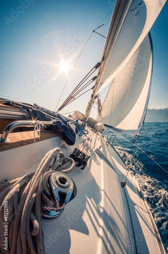 фотография  Croatia sailing
