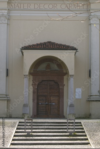 Fotografie, Obraz  italian church