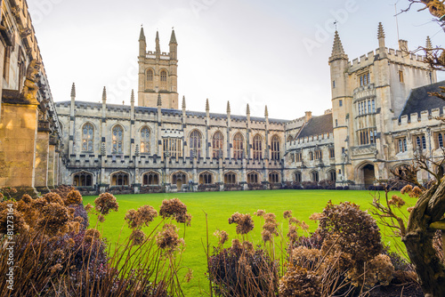 Photo Magdalen college