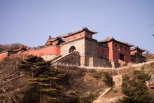Taishan Mountains