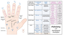 Palmistry Astrology Basic Anal...