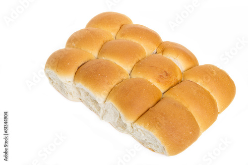 Fotobehang Brood Fresh Pan Rolls