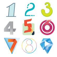 Vector Numbers Set