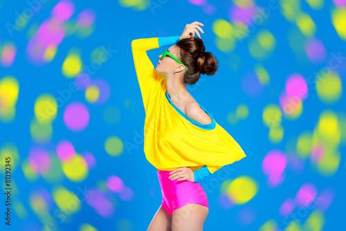 Fotografie, Obraz  gorgeous model