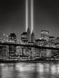 Tribute in Light, September 11 Commemoration, New York City