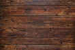 Leinwandbild Motiv Old red wood background, rustic wooden surface with copy space