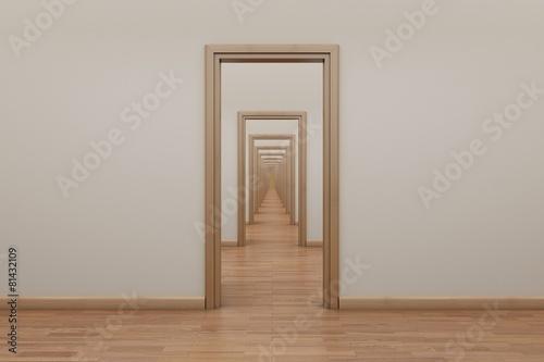 abstrakcyjne-niekonczace-sie-drzwi