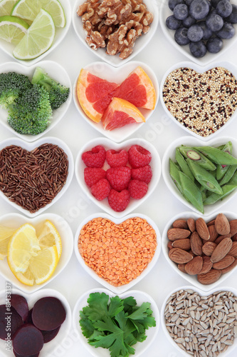 Fototapety, obrazy: Healthy Nutrition