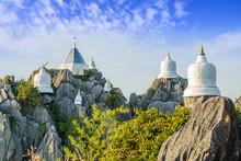 Wat Prajomklao Rachanusorn Beautiful Thai Temple, Amazing Temple