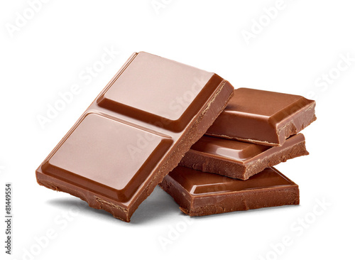 Canvastavla chocolate bar candy sweet dessert food