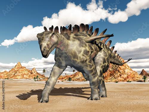 dinozaur-huayangosaurus