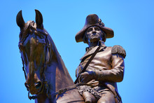 Boston Common George Washingto...