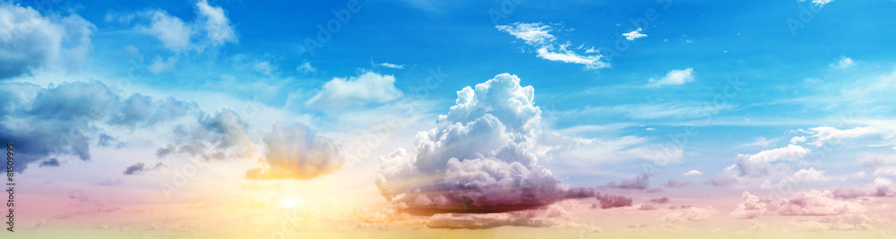 Fototapety, obrazy: Art summer background