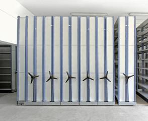 High Density Shelves