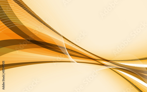 Fototapeta Abstract brown background. Vector Illustration obraz na płótnie