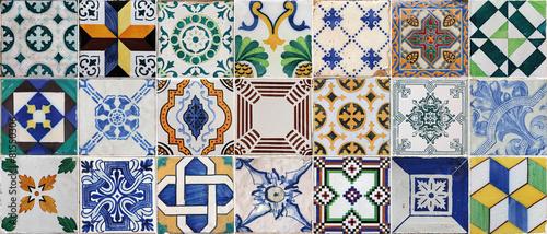 Fotomural azulejos lisboa portugal oporto 4-f15