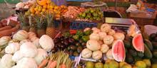 Martinique Market Caribbean 01