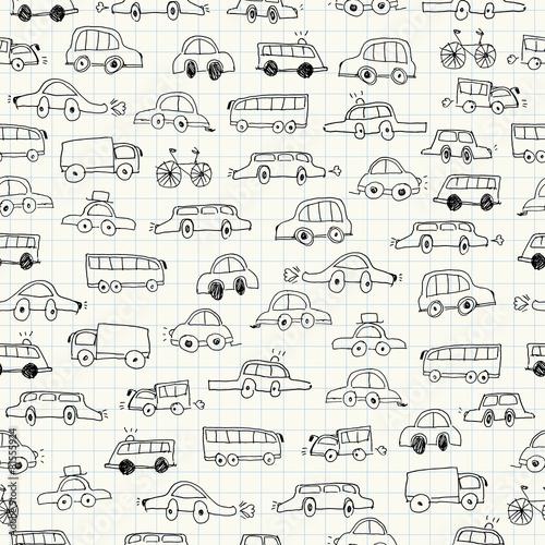 rysunkowe-auta
