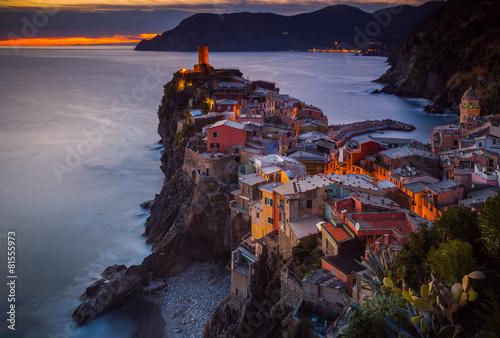 Foto auf Gartenposter Ligurien Ligurian landscape