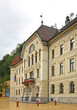 Government and parliament building in Vaduz. Liechtenstein