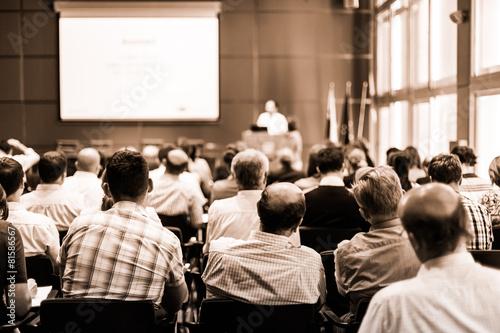 Fotografie, Obraz  Trade union advisory committee meeting.