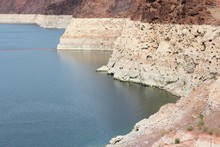 USA Drought - Lake Mead