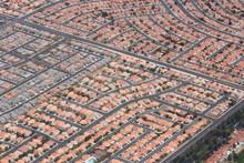 Suburbia Of Las Vegas