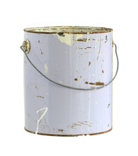 Paint Can (with Clipping Path)...
