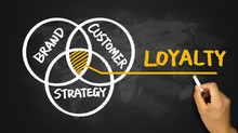 Customer Loyalty Concept Hand ...