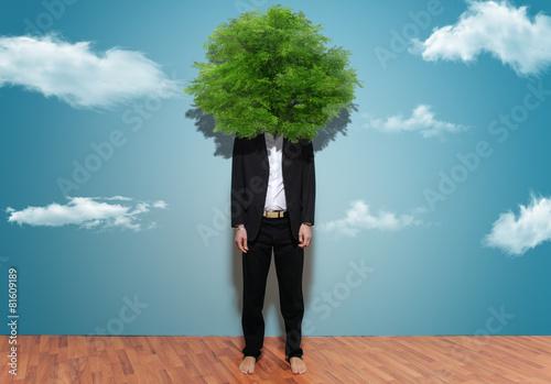 Fotografie, Obraz  Ambientalista